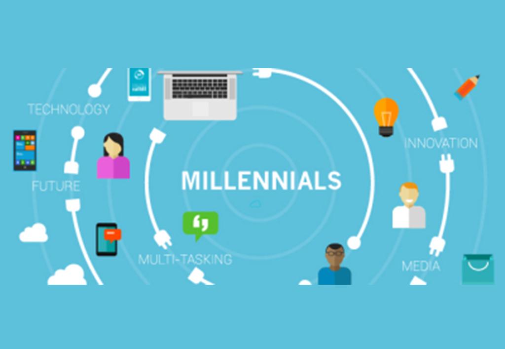 Hábitos de consumo de los millennials.