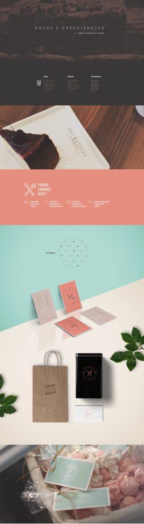 diseño de imagen para un restaurante