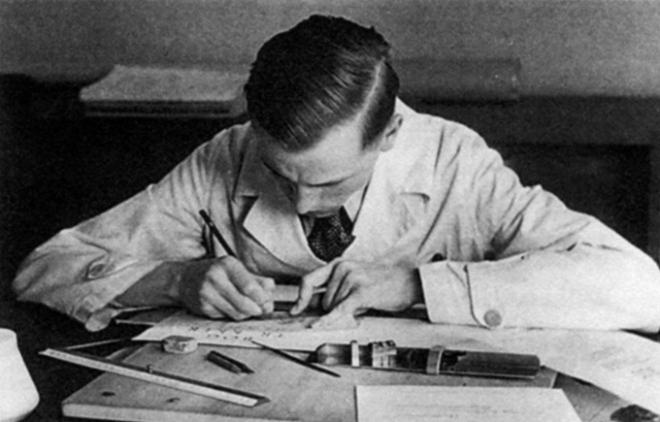 Hermann Zapf, el arte de la tipografía 14