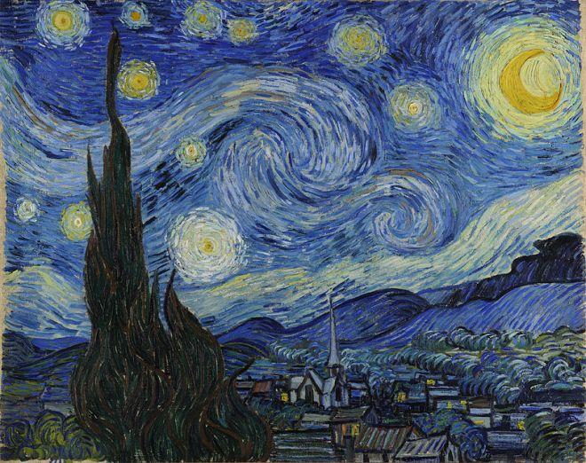 El legado de Vincent van Gogh 2