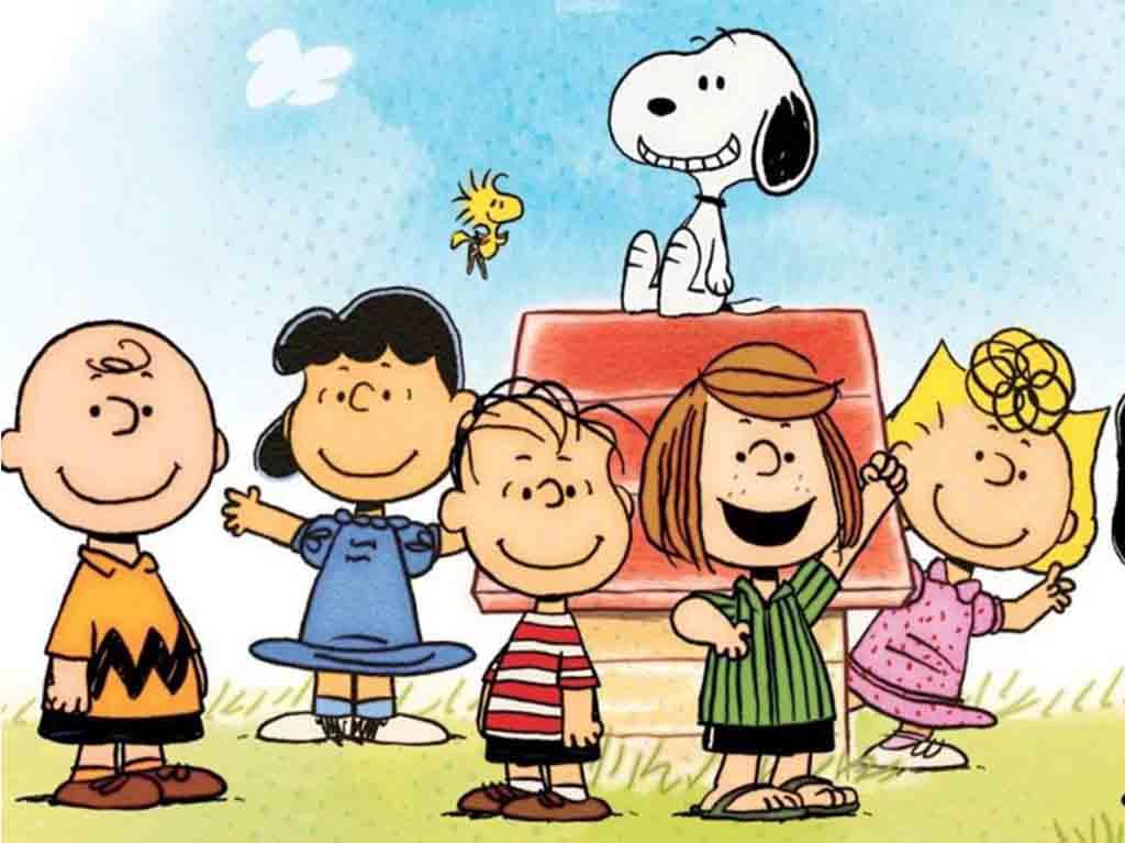 Snoopy festeja este año su aniversario número 70! 33