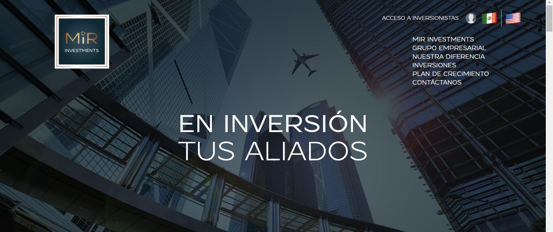 Diseño de páginas web en México 3